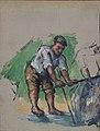 Paul Cézanne - The Well Driller (Le Foreur) - BF1169 - Barnes Foundation.jpg