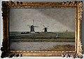 Paul gabriel, paesaggio con mulini presso overschie, 1898.jpg