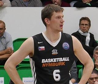 Czech basketball player