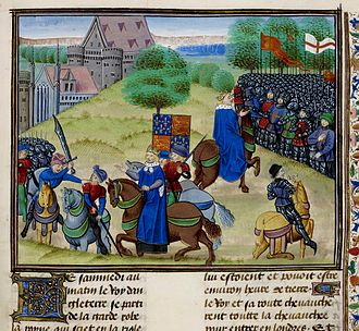 John Cavendish - Image: Peasants' Revolt (death of Wat Tyler)