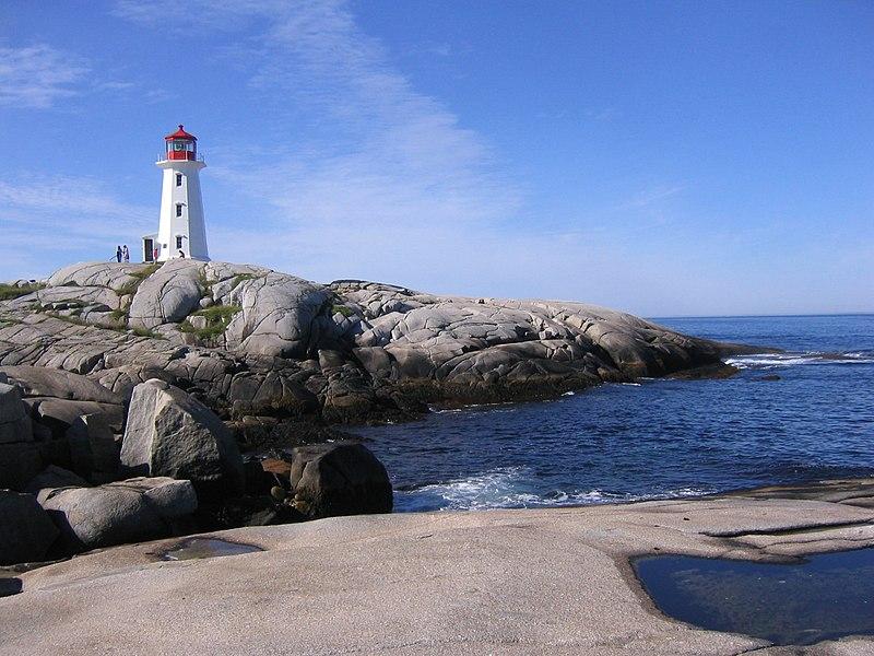 Peggy's Cove, lighthouse