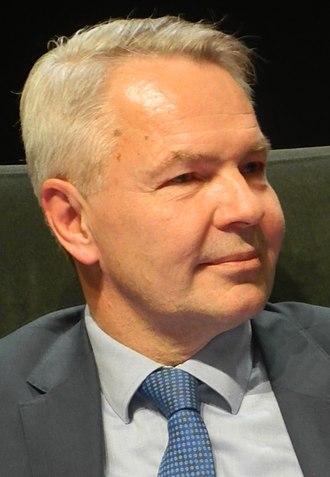 2018 Finnish presidential election - Pekka Haavisto