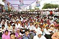 People of constituency and beyond listening to leaders at Parivartan Yatra, Beohari in April 2013.jpg