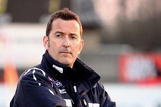 Per Joar Hansen Norwegian football coach