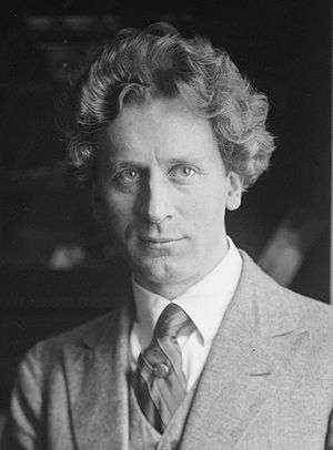 British folk revival - Percy Grainger.