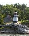Perkins Island Maine Light closeup 2009.jpg