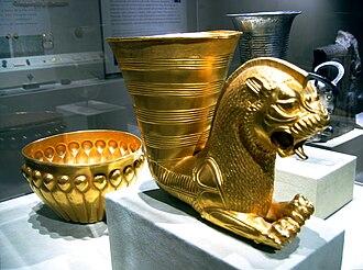 Persian people - Image: Persia Achaemenian Vessels