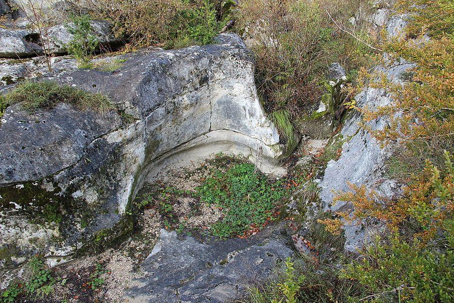 Pertes de la Valserine