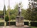 Petőfi Sándor szobor Nagymágocson.JPG