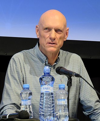 Peter Garrett - Garrett at Colours of Ostrava, 2017