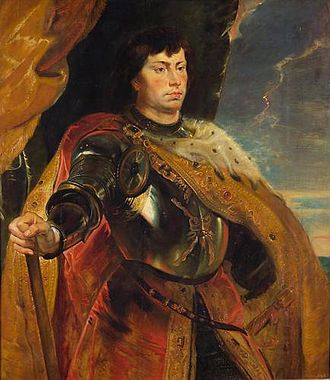 Charles the Bold - Charles the Bold by Peter Paul Rubens (c. 1618).