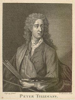Peter Tillemans Flemish painter