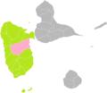 Petit-Bourg (Guadeloupe) dans son Arrondissement.png