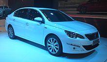 Peugeot 408 II 02 Auto China 2014-04-23.jpg