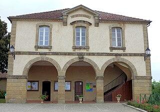 Peyrusse-Grande Commune in Occitanie, France