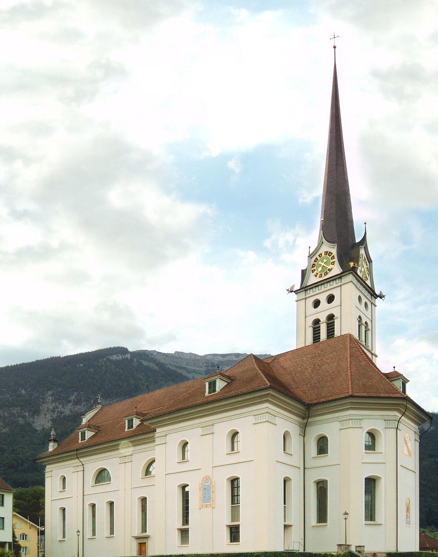 Pfarrkirche Alpnach Wikipedia