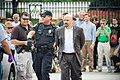Phil Radford, Executive Director of Greenpeace USA, is Arrested in front of White House.jpg
