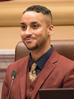 Phillipe Cunningham, Minneapolis City Council Member (cropped).jpg