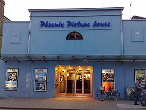 Phoenix Picturehouse - Façade of the Ultimate Picture Palace