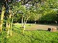 Picnic area and car park by A30 at Honiton - geograph.org.uk - 173969.jpg