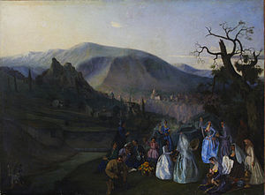 Picnic on the bank of the Kura (1860).jpg