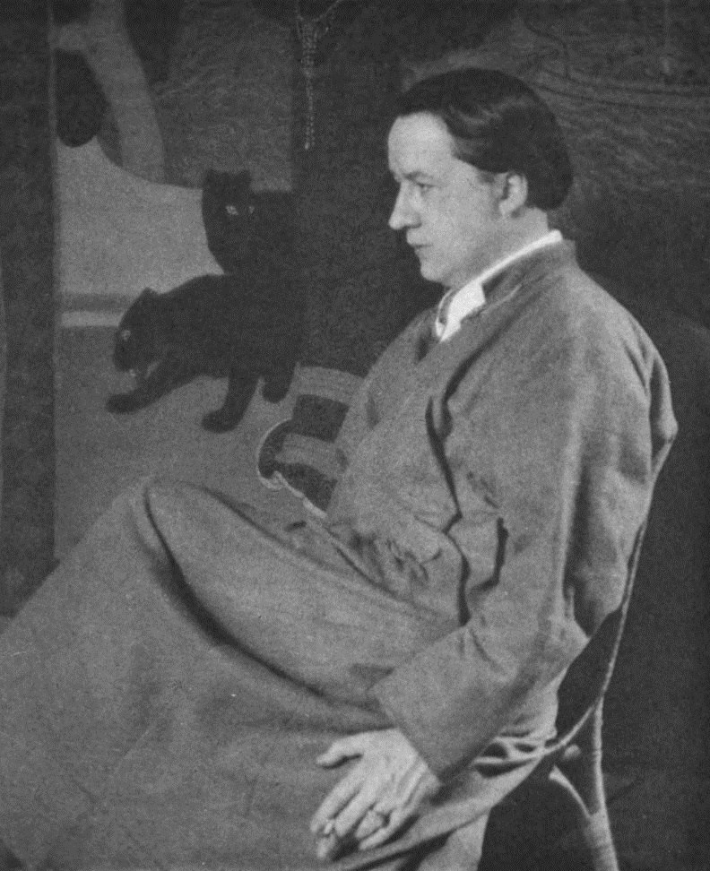 Picture of Edmund Dulac