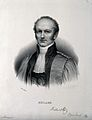 Pierre Auguste Béclard. Lithograph by Z. Belliard. Wellcome V0000434.jpg