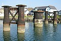 Piers from an old Railway Bridge - geograph.org.uk - 104180.jpg