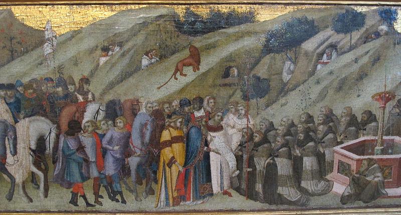 File:Pietro lorenzetti, pala del carmine, 1328, 07.JPG