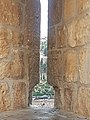 PikiWiki Israel 54131 slits for gunshots temple mount.jpg