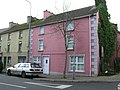 Pink coloured house, Drumquin - geograph.org.uk - 1035737.jpg