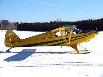 Piper PA-12 - Image: Piper PA 12 C FSCU 01