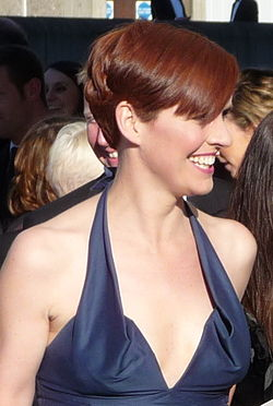 Pixie McKenna at the BAFTA's (cropped).jpg