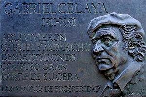 Celaya, Gabriel (1911-1991)