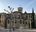 Place des Clercs (Valence) en janvier 2021 et la cathédrale (2).jpg