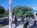 Plaza de San Justo, en la ciudad de San Justo, es el centro de la localidad de la Matanza.jpg
