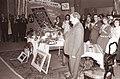 Po predstavi se je Danilu Gorinšku zahvalilo z dolgotrajnim ploskanjem hvaležno občinstvo za njegovo 35-letno umetniško delovanje 1962 (2).jpg