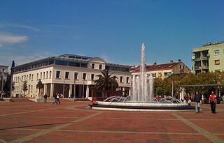 Independence Square (Podgorica)
