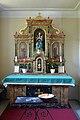 Poertschach Pfarrkirche hl Johannes d T li Seitenaltar 17092014 883.jpg