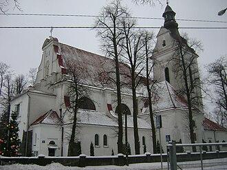 Jazgarzew - Image: Poland. Gmina Piaseczno. Jazgarzew 001