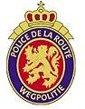 Police de la Route Wegpolitie logo.jpg