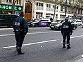 Policiers nationaux à vélo, Paris.JPG