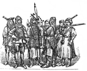 Polish soldiers 1674-1696