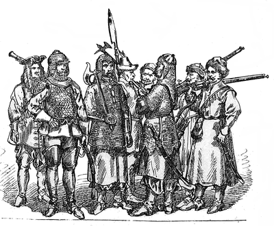 Polish soldiers 1674-1696 - Battle of Vienna