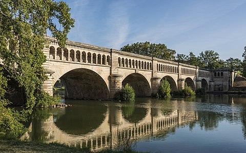 Pont-canal de l'Orb