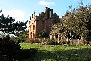 Astley, Worcestershire - Image: Pool House Astley(Philip Halling)Jan 2006