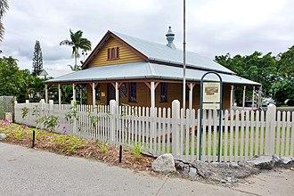 Port Douglas Court House Museum - Port Douglas Court House Museum, 2015