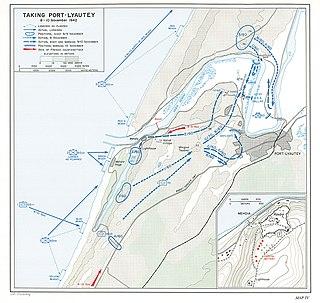 Battle of Port Lyautey