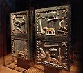 Portes du palais du roi Glèlè-Musée du quai Branly 01.jpg