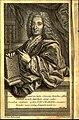 Portrait de Pierre Fauchard dans un livre ancien d'odontologie.jpg